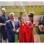 Деревянные наградные кубки для Tea Masters Cup