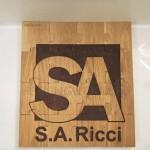 деревянные награды Ricci паззл с гравировкой наградная продукция из дерева от Feeling Wood